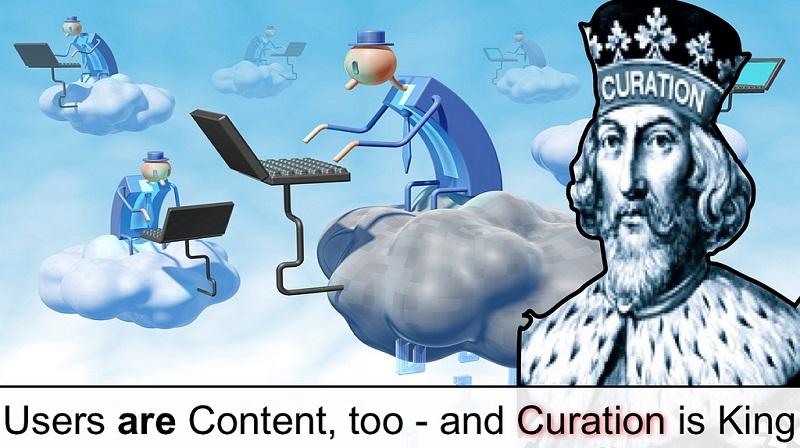 Content curation - xu hướng marketing mới