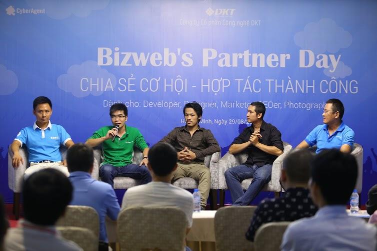 Chuyên gia SEO Ông Trần Trọng Tuyến CEO Bizweb