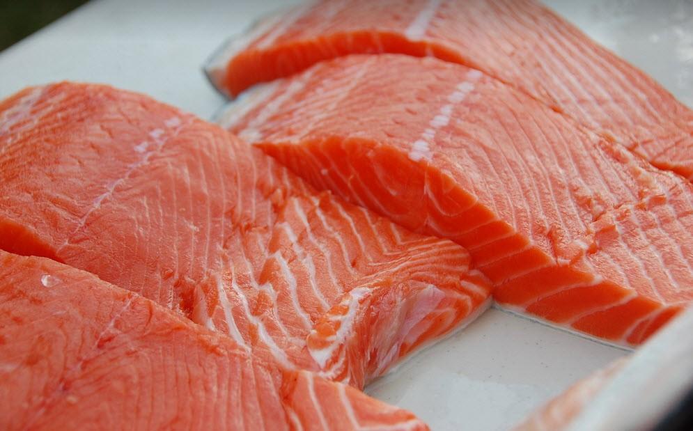 Dịch vụ viết bài PR ẩm thực, món ăn Cá Hồi Na Uy