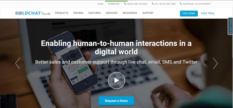 Top 10 ứng dụng Live Chat giúp kết nối khách hàng với website