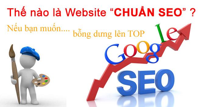 Vì sao 80% thiết kế website không được lên top Google, còn bạn?