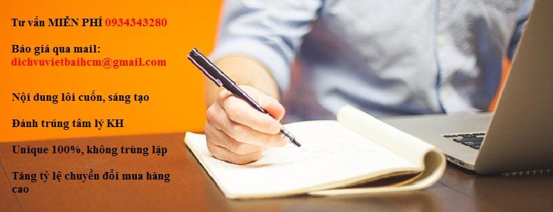 """Khóa học cách viết bài seo 24h """"quơ"""" ngay vị trí 1 Google từ các """"Thánh"""" Copywriter"""
