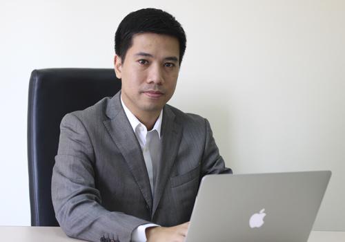 CEO Phan Hồng Minh của startup Nhà sạch HMC.