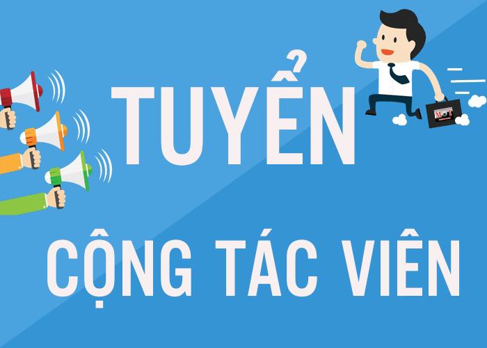 Tuyển CTV viết bài chuẩn seo online tại nhà 2017 mới nhất