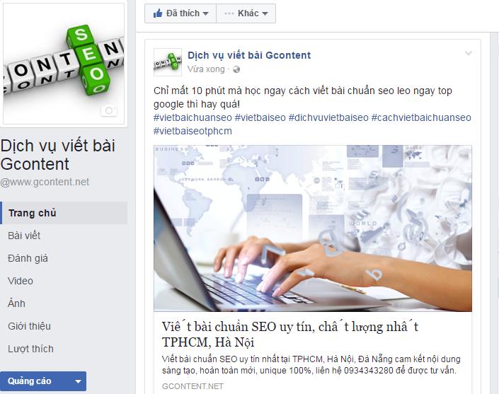 Dành 80% thời gian để 'phổ biến' nội dung content trên Facebook, AdWords, Forum, Email để tăng traffic.